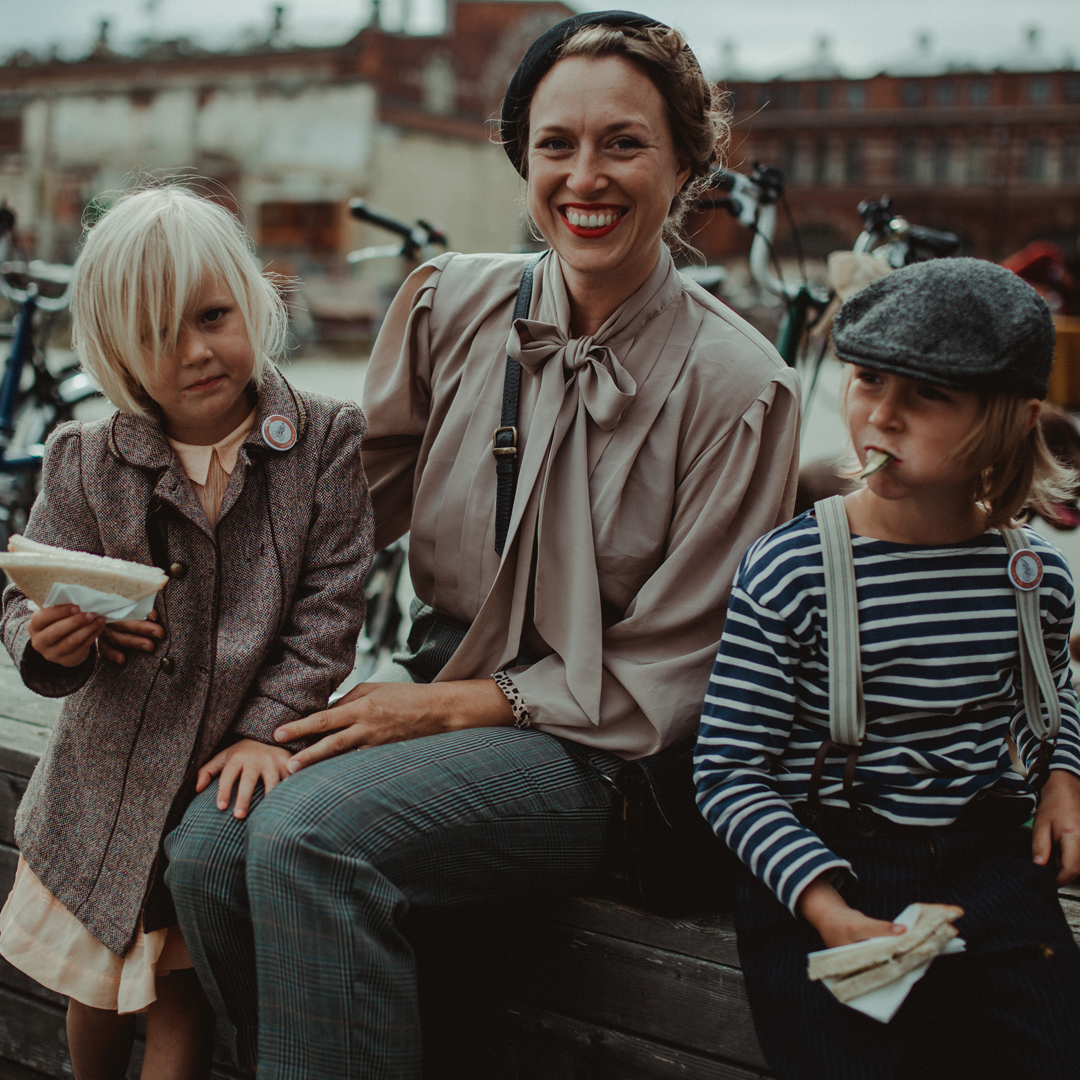 Malmö Tweed Ride 2018