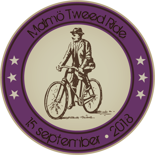 Malmö Tweed Ride logo